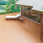 หลายไอเดียสร้างมุมพักผ่อนรอบบ้าน ด้วยระบบไม้พื้น เอสซีจี