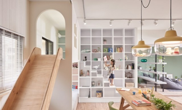 HAO-design-studio-the-family-playground-interiors-taiwan-designboom-01-818x493