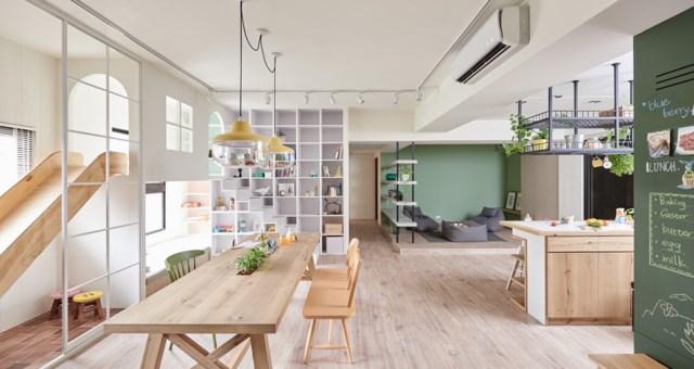 HAO-design-studio-the-family-playground-interiors-taiwan-designboom-02