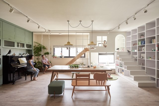 HAO-design-studio-the-family-playground-interiors-taiwan-designboom-03