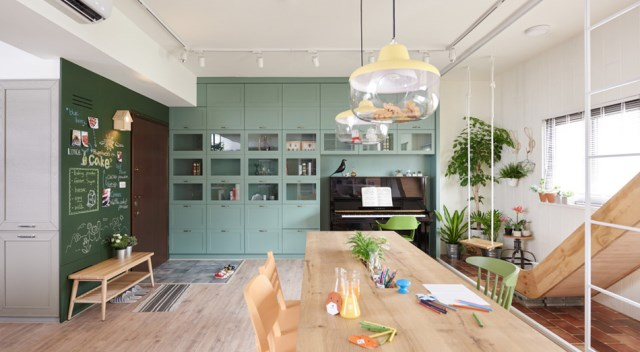 HAO-design-studio-the-family-playground-interiors-taiwan-designboom-06