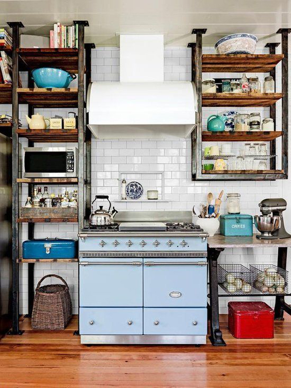 bohemian-kitchen-storage-ideas