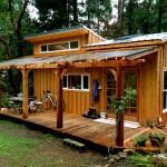 บ้านเคบินขนาดกะทัดรัด พื้นที่ใช้สอยเพียง 17 ตร.ม. เหมาะสร้างเป็นร้านกาแฟ