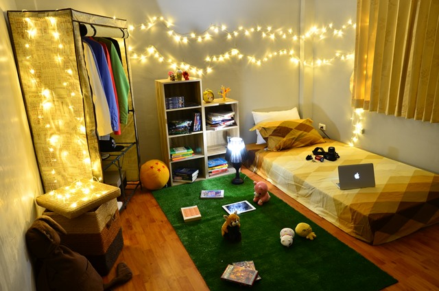 easy arranged hipster bedroom diy review (15)