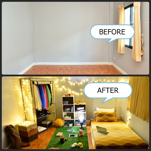 easy arranged hipster bedroom diy review (21)