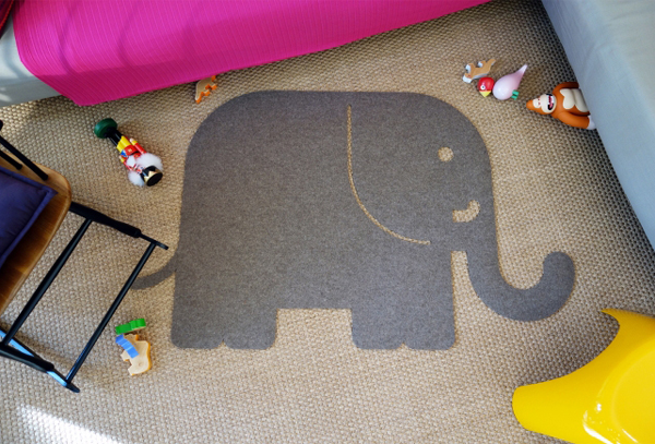 felt-kids-rug-elephant-decor