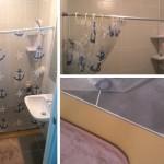 DIY แบ่งห้องน้ำส่วนเปียก – แห้ง ในงบ 1,000 บาท ทำได้ทุกบ้านที่มีห้องน้ำ