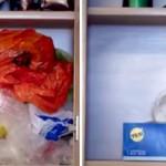 เจ๋งอ่ะ!! มาดูวิธีเก็บถุงพลาสติกในกล่องกระดาษทิชชู่ หยิบใช้งานได้สะดวกสุดๆ