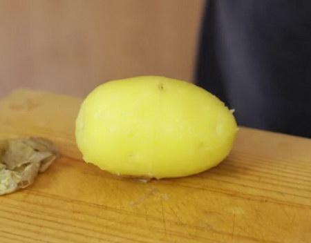 how to peel potato easily (6)