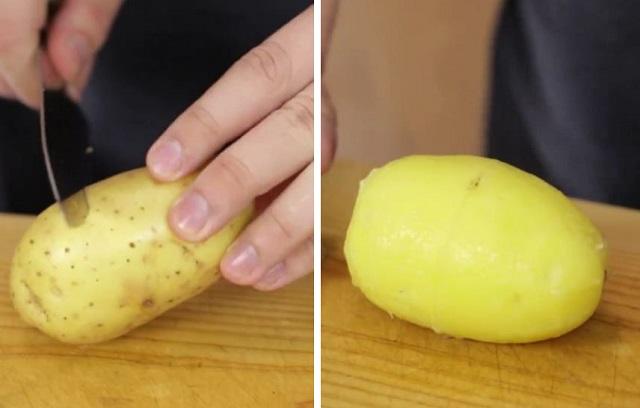 how-to-peel-potato-easily cover