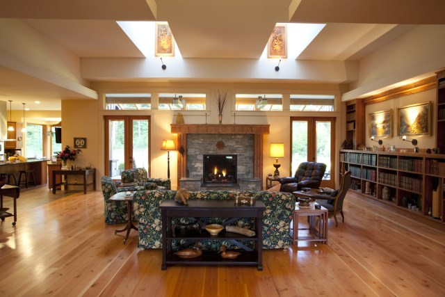 living-room-North-Cowichan-Custom