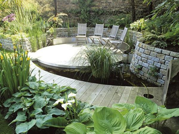 outdoor-garden-pond-with-deck-design
