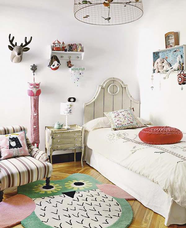 owl-rug-for-kids-bedroom