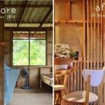 เจ๋งสุดๆ!! สถาปนิกหนุ่มรีโนเวทห้องนอนเก่าให้พ่อกับแม่ ในงบเพียง 10,000 ต้นๆ