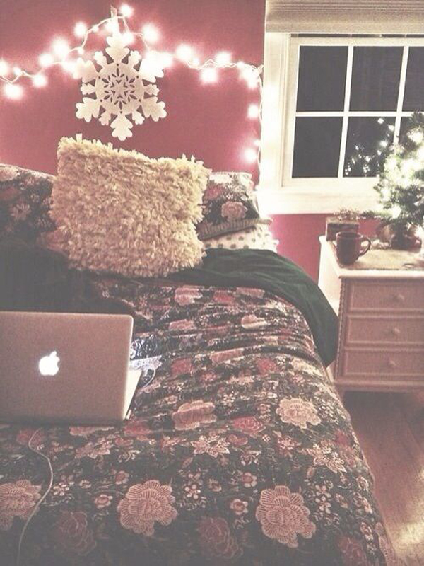 pink-cute-girl-bedroom-for-winter