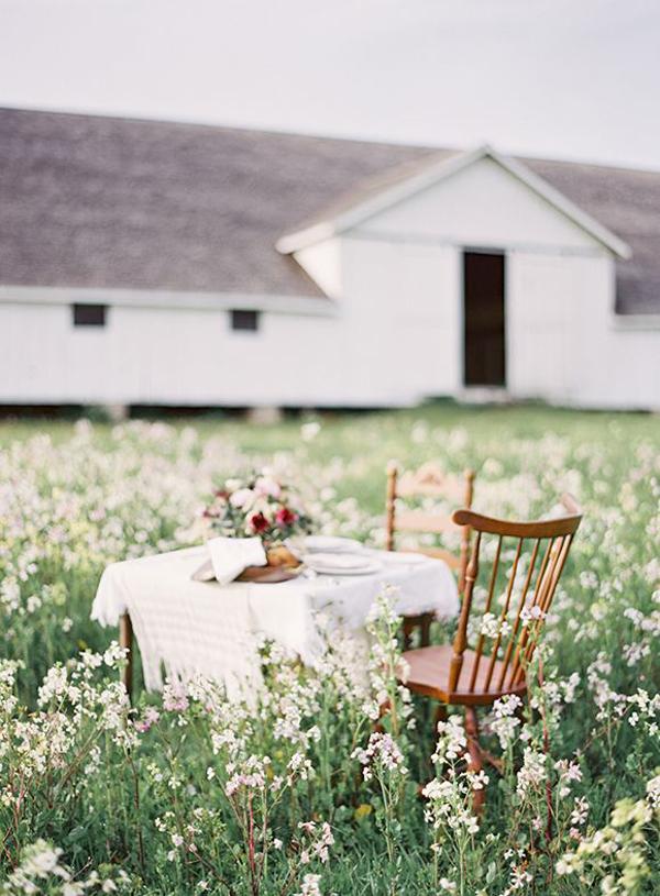 romantic-dinner-in-flower-gardens
