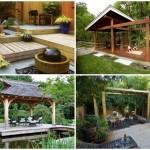 17 ไอเดียการรังสรรค์พื้นที่พักผ่อน ในรูปแบบศาลาไม้ กลิ่นอายแบบเอเชีย