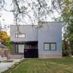 บ้านโมเดิร์นรูปทรงกล่องเรียบง่าย ภายในตกแต่งมินิมอล สะท้อนรสนิยมของคนสมัยใหม่