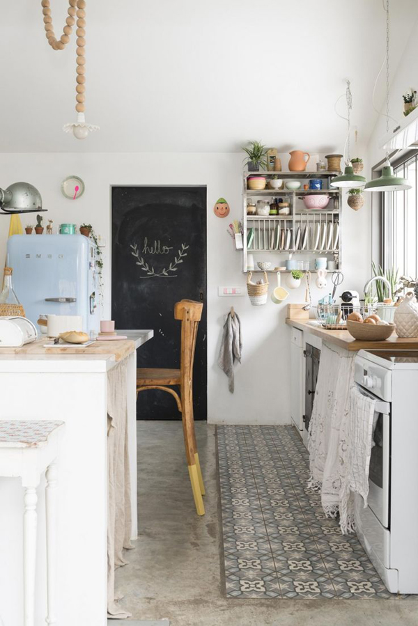 small-bohemian-kitchen-designs