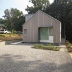 บ้านโมเดิร์นคอทเทจ ออกแบบเรียบงาย ภายในตกแต่งมินิมอล