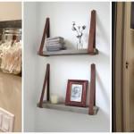 10 ไอเดีย DIY ชั้นวางของในห้องน้ำ ออกแบบง่ายๆสไตล์ชิค