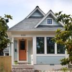 บ้านคอนเทจประยุกต์ สวยงามทั้งภายในและนอก รองรับครอบครัวขนาดเล็ก