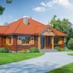 บ้านเดี่ยวสไตล์ร่วมสมัย ตกแต่งอบอุ่นด้วยไม้ รองรับครอบครัวขนาดกลาง