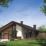 บ้านคันทรีร่วมสมัย สวยงามจากโทนสี วัสดุ และรูปทรงที่คุ้นตา