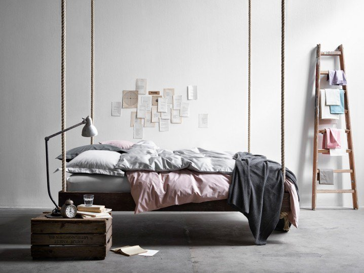 12 hanging and floating bed ideas (2)
