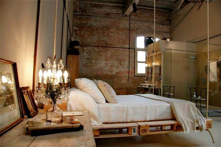 12 hanging and floating bed ideas (3)