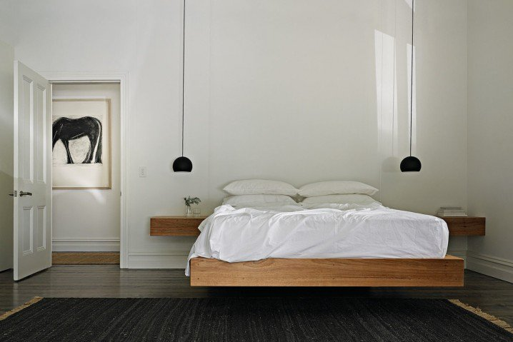 12 hanging and floating bed ideas (9)