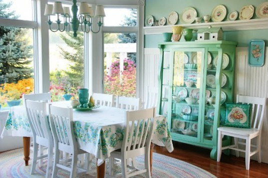 14 vintage decoration ideas (7)
