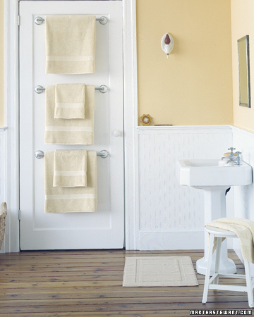 15 ideas to make bathroom looks bigger (15)