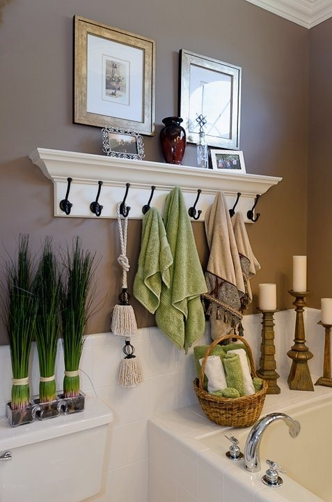 15 ideas to make bathroom looks bigger (3)