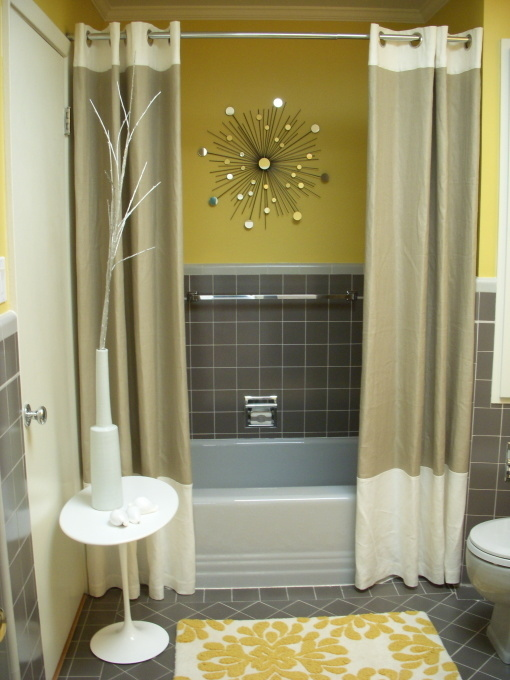 15 ideas to make bathroom looks bigger (7)