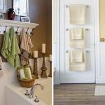 15 ไอเดีย เพิ่มพื้นที่เก็บของในห้องน้ำแคบๆ ให้ดูกว้างและใช้งานสะดวกยิ่งขึ้น
