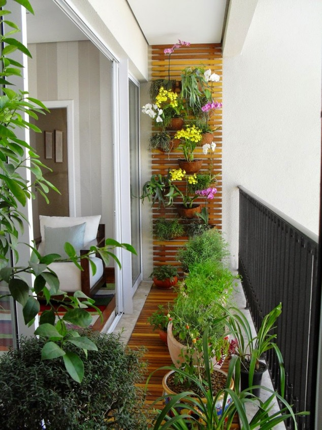 15 mini porch garden ideas for apartment (12)