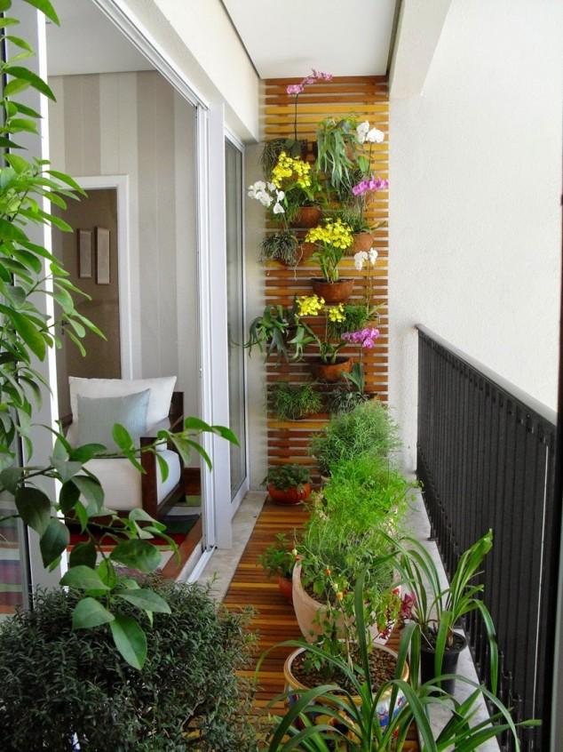 15 mini porch garden ideas for apartment (12)