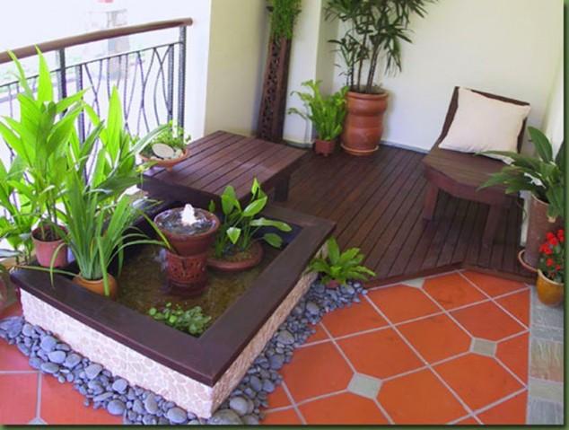 15 mini porch garden ideas for apartment (3)