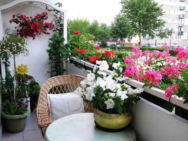 15 mini porch garden ideas for apartment (6)