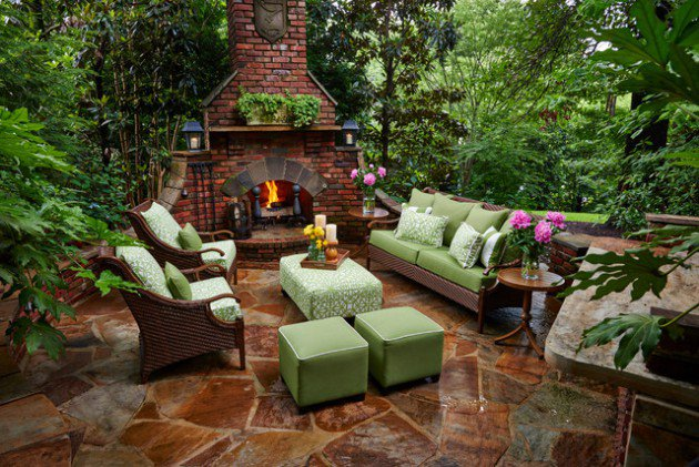 18-Charming-Traditional-Patio-Designs-You-Will-Fall-In-Love-With-3-630x421