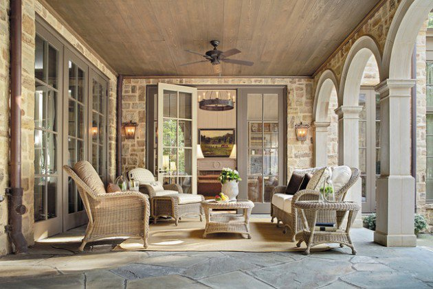 18-Charming-Traditional-Patio-Designs-You-Will-Fall-In-Love-With-9-630x421