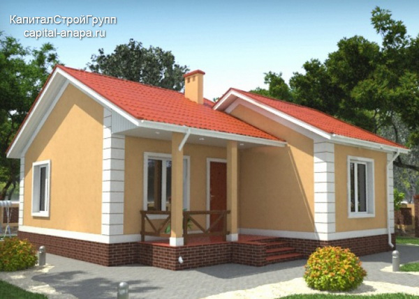 2 bedroom small family house (1)