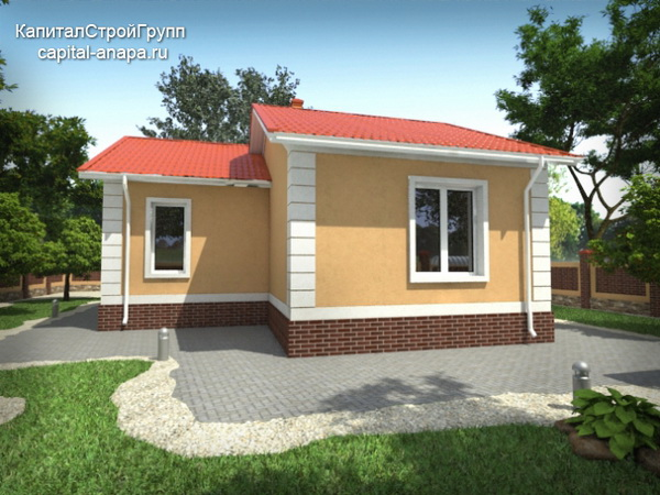 2 bedroom small family house (4)