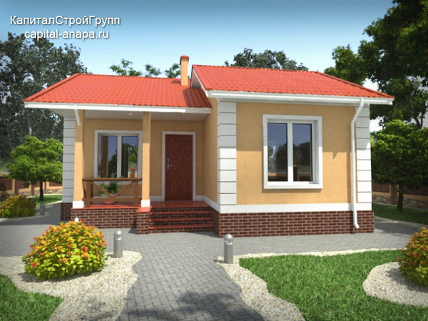2 bedroom small family house (5)
