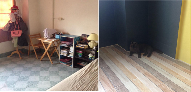 20 years old bedroom renovation review (1)