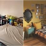 Review : รีโนเวทห้องนอนเก่า 20 ปี ให้สวยใหม่ แลดูอบอุ่นเป็นกันเอง