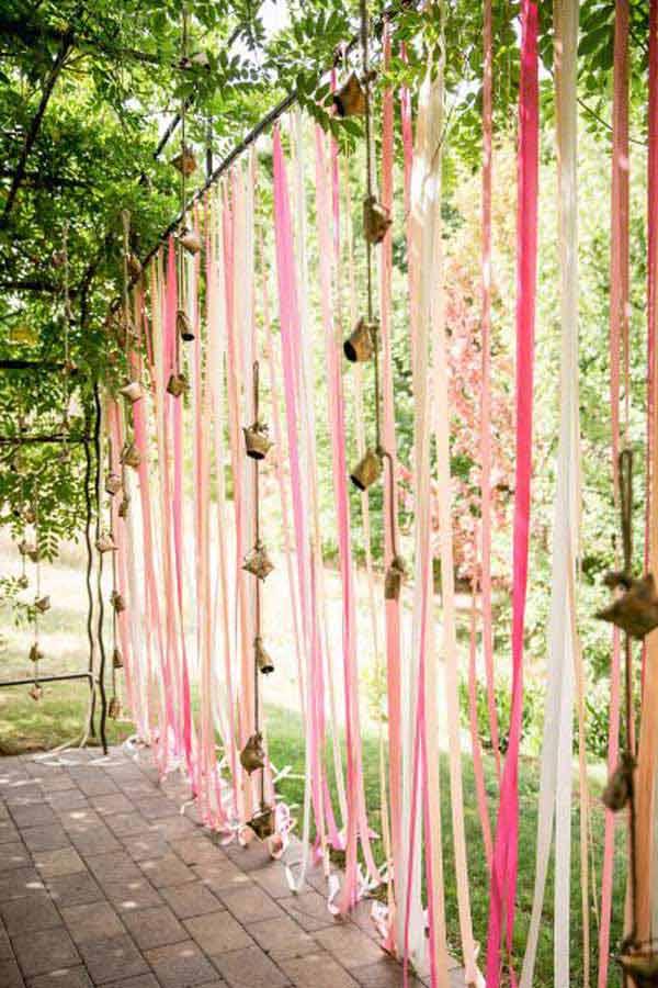 21 privacy screen in backyard garden ideas (7)