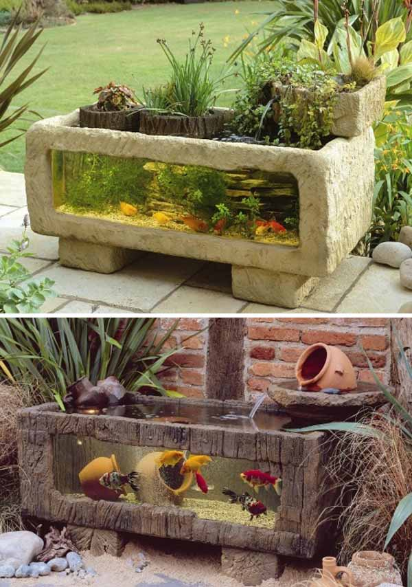 22 for Great small garden ideas