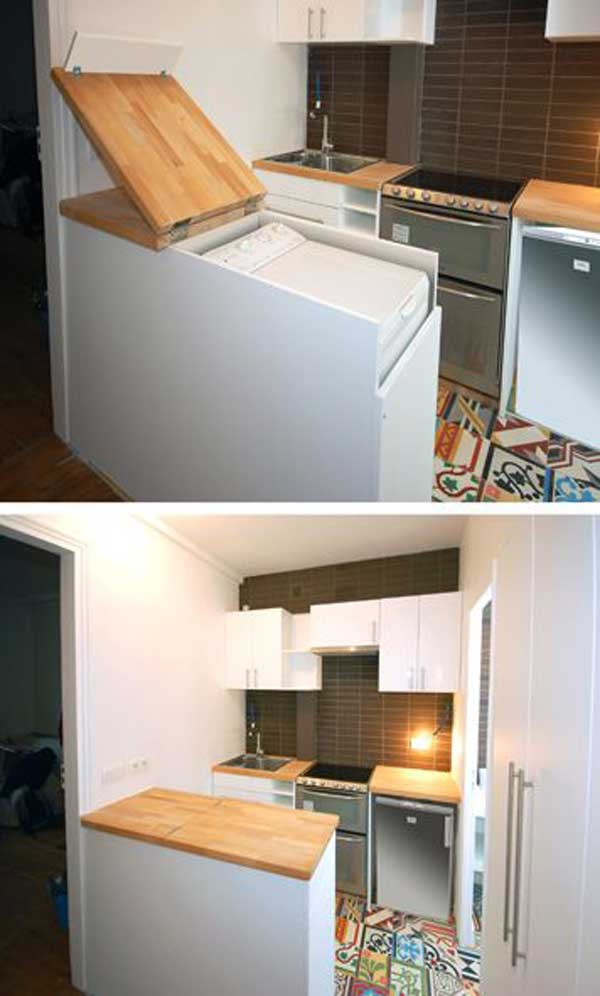 24 creative ideas for house space saving (16)
